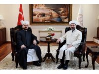 Ali Muhyiddin el-Karadaği'den Diyanet'e ziyaret