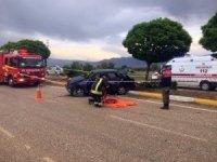 Acıpayam'da trafik kazası: 1 ölü