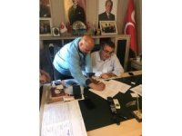 MHP İlçe Başkanı Milletvekili aday adaylığını açıkladı