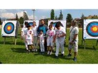 Okçu öğrenciler 5 madalyon ile Bodrum'a kazandı