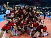 2017-2018 Venus Sultanlar Ligi şampiyonu VakıfBank oldu.