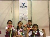 Teknoloji Fen Okulları Bilim Şenliğinde