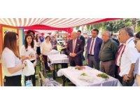 Nazilli Anadolu Lisesi öğrencilerinin TÜBİTAK projeleri görücüye çıktı