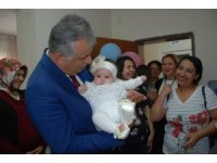 Silifke'de gebe eğitim okulu açıldı