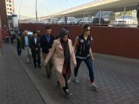 FETÖ/PDY operasyonunda gözaltına alınan 5 kişi adliyeye sevk edildi