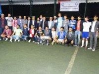Hisarcık MYO'da Halı Saha Futbol Turnuvası sona erdi