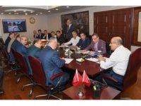 Adana, Europa Orient Doğu Batı Dostluk ve Barış Rallisi'ne hazırlanıyor