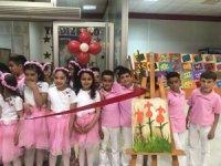 3. sınıf öğrencilerinden resim sergisi