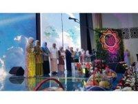 Özbekistan'da kadınlar Kur'an-ı Kerim'i güzel okumak için yarıştı