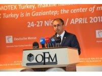 GAHİB Başkanı Ahmet Kaplan Halı Fuarını değerlendirdi