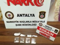 Antalya'da uyuşturucu operasyonu: 11 gözaltı