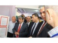 Burhaniye Anadolu Lisesi'nde TÜBİTAK Bilim Fuarı düzenlendi