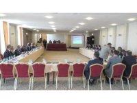 Beyşehir'de ilçe müftüleri toplantısı