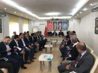 Ak Parti Mardin'de seçim çalışmaları hız kazandı