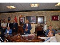 Reyhanlı Belediye Başkanı Şanverdi, milletvekili aday adayı olmak için istifa etti