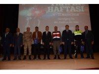 Iğdır'da Trafik Haftası etkinliği