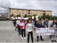 """Tuzluca'da """"Dünya Sağlık İçin Hareket Et Günü"""""""