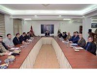 Iğdır'da seçim güvenliği toplantısı