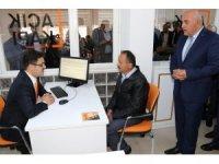 Sinop'ta 'Açık Kapı Projesi' hizmete girdi