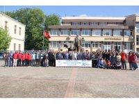 Sinop'ta 19 Mayıs açılış töreni