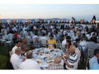 Manisa AK Parti iftar sofrasında buluştu