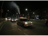 Haliliye Belediyesi ilaçlamada yoğun mesai harcıyor