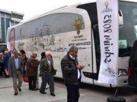 'Şehrim 2023' otobüsü Manisa'ya geliyor