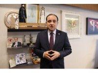 AK Partili Baybatur Çerkesleri unutmadı