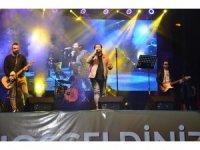 Gece Yolcuları'ndan Ünye'de coşkulu konser