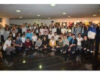 ASO Teknik Koleji öğrencilerinden resim sergisi