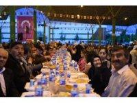 Çorum'da geleneksel mahalle iftarları Buharaevler'den başladı