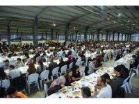 Kastamonu Belediyesi 115 bin kişilik iftar sofrası kuracak