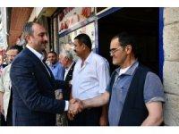 Adalet Bakanı Abdülhamit Gül Artvin'de