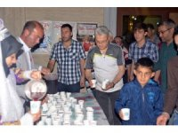 Osmanlı geleneği şerbet ikramı Bilecik'te yaşatılıyor