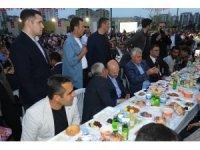 Bakan Soylu iftarını vatandaşlarla açtı