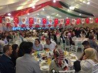 Rumeli Balkan Türkleri Sultangazi'de iftar sofrasında buluştu