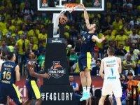 Fenerbahçe Doğuş Avrupa ikincisi