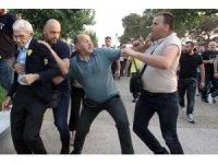 Selanik Belediye Başkanı Boutaris'e darp