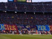 Barcelona Iniesta'yı galibiyetle uğurladı