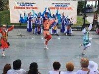 14. Uluslararası Antalya Gençlik Festivali düzenlendi