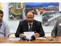 Diyarbakır Havalimanı'nı 13 bin 430 uçak kullandı
