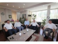 Saruhanlı'da 'Cumhur İttifakı' istişare toplantısı