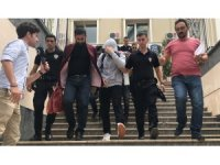 1,2 milyonluk vurgun yapan gaspçılar yakalandı