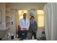 Kula'ya 2 yıl sonra ortopedi uzmanı atandı