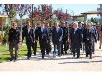Sivas'ta hedef 100 milyon fidan