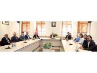 Naci Topçuoğlu Meslek Yüksekokulu'na kalite kontrolü