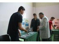 Elazığ'da öğrencilerin geliştirdiği projeler sergilendi