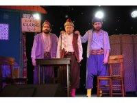 'Eski Zaman Hikayesi' Atakum'da sahnelendi