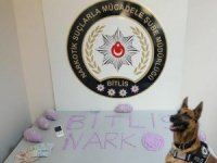 Bitlis'te 11 bin adet uyuşturucu hap ele geçirildi