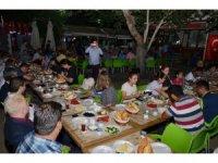 Turgutlu'da şehitler dualarla anıldı